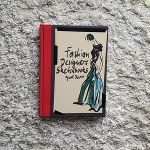 Fashion Designer Sketchbooks by Hywel Davies
